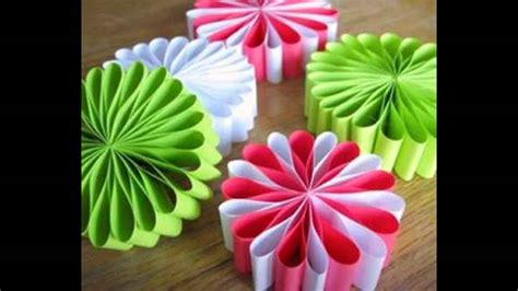 holiday paper crafts ideas home art design decorations