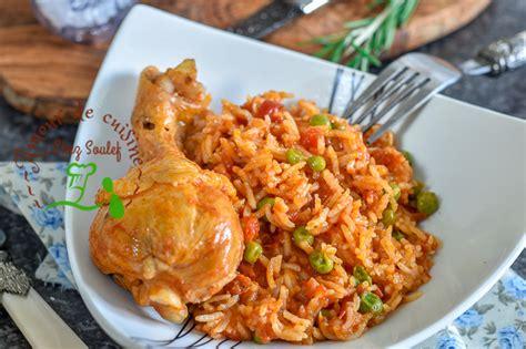 recettes de cuisine libanaise riz au poulet amour de cuisine