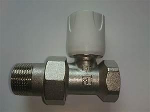 LUXOR 34 Egyenes Raditor Szelep RD101 Kzi Groszmann