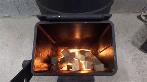 homemade rocket stove youtube
