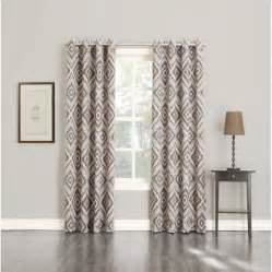 sun zero sixten crushed room darkening grommet curtain