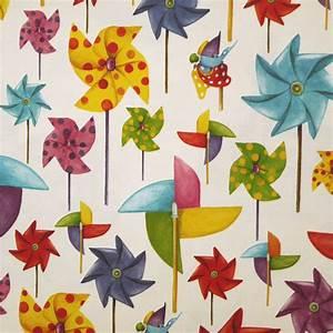 Moulin A Vent Enfant : papier italien tassotti pour cartonnage motifs moulins vent enfant ~ Melissatoandfro.com Idées de Décoration