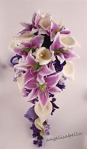purple+calla+lilies+wedding+flowers | ... Shades of Purple ...
