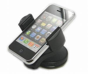 Attache Portable Voiture : siliceo support de t l phone portable de gps de verre voiture ventouse tableau d ebay ~ Nature-et-papiers.com Idées de Décoration
