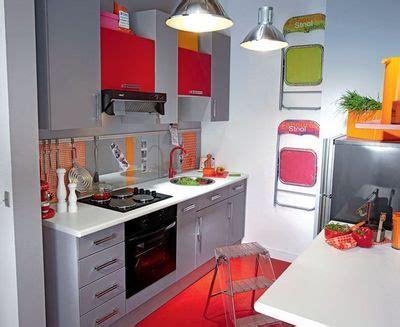 cuisine pour petit espace decoration cuisine petit espace