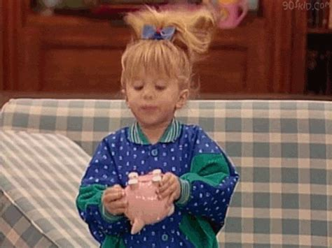 full house cash gif find share  giphy