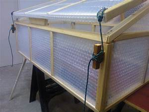 Fabriquer Une Serre En Bois : fabrication d 39 une mini serre jardin pinterest ~ Melissatoandfro.com Idées de Décoration