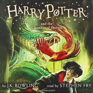 Harry Potter And The Chamber Of Secrets Audiobook By Jk