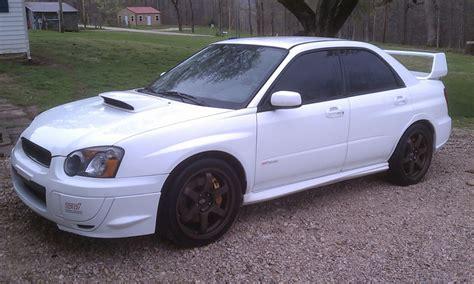 Subaru For Sale by 2005 Subaru Impreza Sti For Sale Indiana