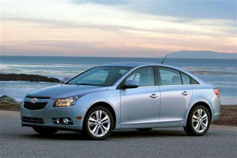 2013 Chevrolet Cruze  Information And Photos Zombiedrive