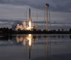 How to Watch the Antares Rocket Launch on Monday