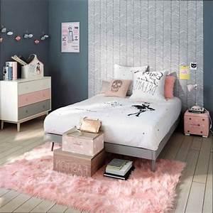 chambre deco deco chambre ado rose et gris With chambre rose et gris ado