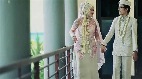 muslim wedding clip video pernikahan nikenwidy ponorogo