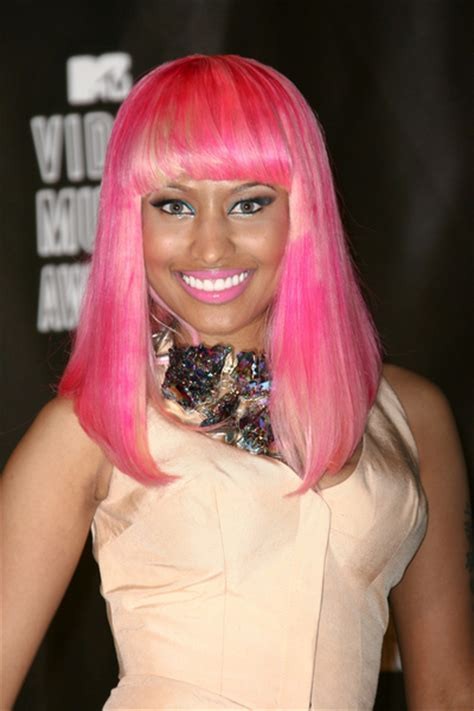 Nicki Minaj Hairstyles by Nicki Minaj Hairstyles Hairstyles