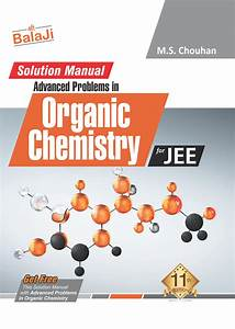 Solution Manual Advanced Organic Chemistry