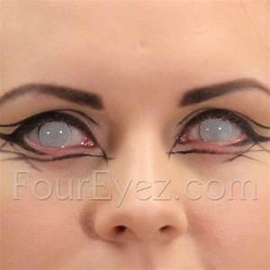 All White Contacts No Pupil | www.pixshark.com - Images ...
