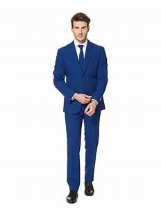 Costume Bleu Marine Homme : costume mr bleu marine homme opposuits achat de ~ Melissatoandfro.com Idées de Décoration