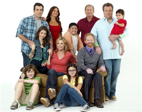 modern family tv criticism 2014 modern family just like yours or mine