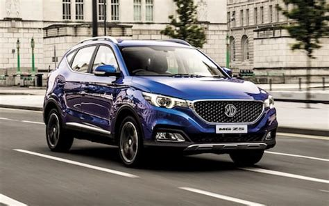 Mg Zs First Drive Much Better Than Just Cheap And Cheerful