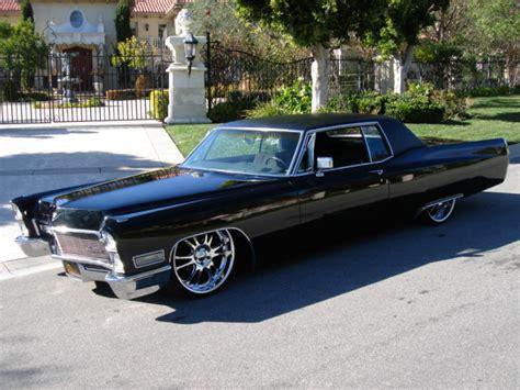 KadillacChris 1968 Cadillac DeVille Specs, Photos ...