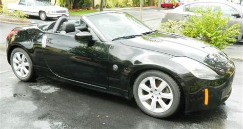 Sell Used 2005 Nissan 350z Enthusiast Convertible 2-door 3