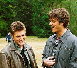 supernatural my stuff Jensen Ackles Jared Padalecki brock ...