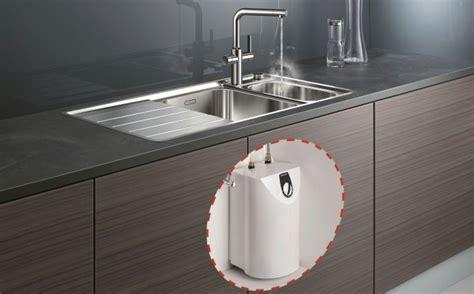 eau de cuisine blanco robinet mitigeur de cuisine à eau bouillante