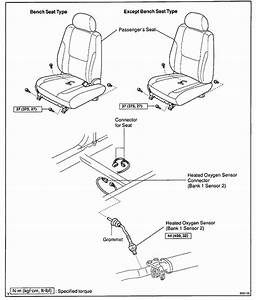 2004 Mustang Catalytic Converter Diagram