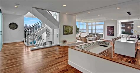 open floor plan homes with pictures pleasant modern open floor plan n home open floor plans