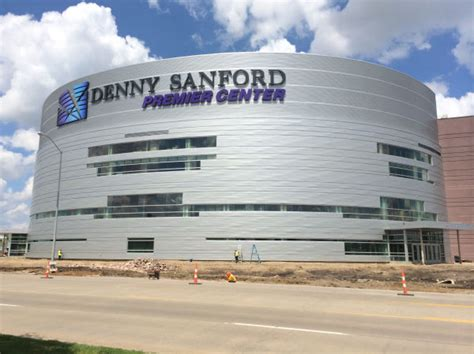 New Sioux Falls Venue To Test Tyson Events Center A1