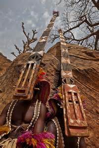 African Dogon Mask