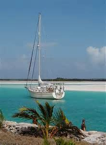 Sailing Long Island Bahamas