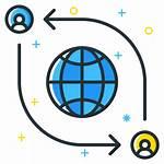 Icon Icons Job Seeker Employee Inipagi Global