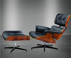 Eames Chair Kopie : exclusieve lounge chair en hocker met 44 korting ~ Markanthonyermac.com Haus und Dekorationen