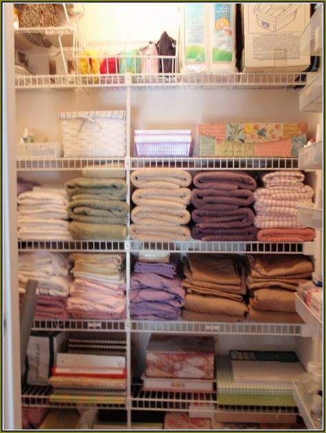 linen closet shelving ideas home design ideas