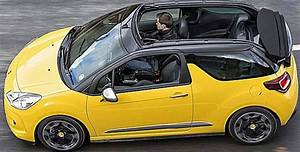 Citroen Ds3 Cabriolet : ray massey mini test high marks in french daily mail online ~ Medecine-chirurgie-esthetiques.com Avis de Voitures