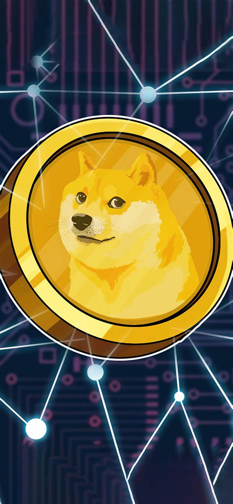 1242x2688 Dogecoin Iphone XS MAX HD 4k Wallpapers, Images ...