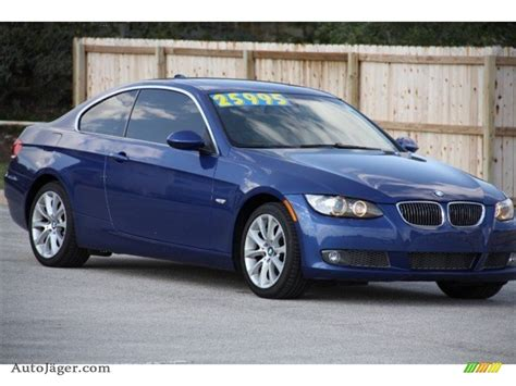 335xi For Sale by 2008 Bmw 3 Series 335xi Coupe In Montego Blue Metallic