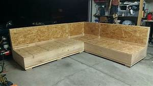 Diy sectional sofa frame plans tourdecarrollcom for How to build a sectional couch