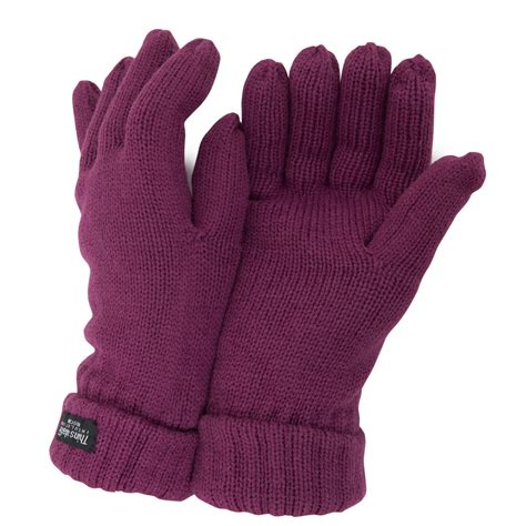 floso womens ladies thinsulate thermal winter warm