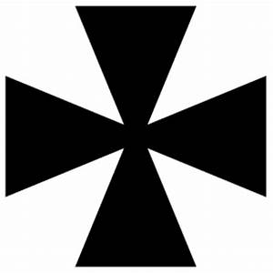 Maltese and St. George's Crosses - New Form Technology