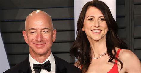 Jeff Bezos' rocky love life - £26billion divorce and 'new ...