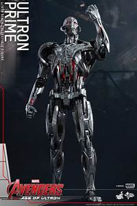 Avengers: Age of Ultron - Hot Toys Ultron Prime Figure ...