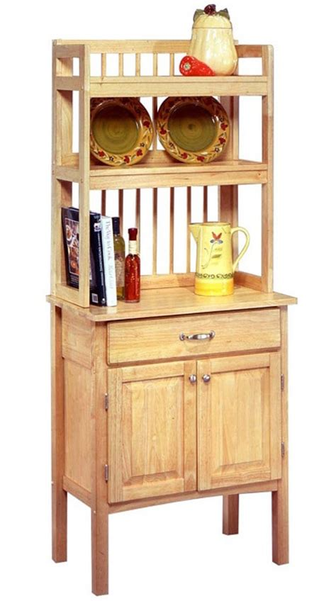 kitchen bakers cabinet 17 best ideas about bakers rack decorating on 2274
