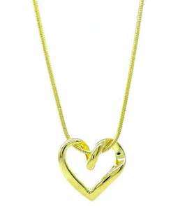 semi precious drop earrings open gold tone heart shaped pendant necklace
