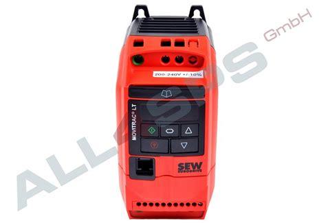 sew movitrac lt inverter 1 5kw mclteb00152b1100 all4sps gmbh 212 63