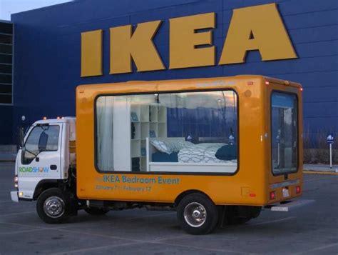 Ikea Werbung Schlafzimmer by Mobile Marketing Billboard Ikea Outdoor Advertising