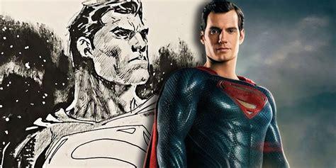 Henry Cavill Is Hiding Jim Lee Superman Art At A Comic