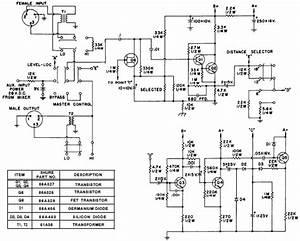 Shure Model M62 Simple Audio Level Controller Circuit Design Under Repository-circuits