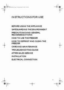 Laden Gka 332 Optima Freezer   Refrigerator Download Manual